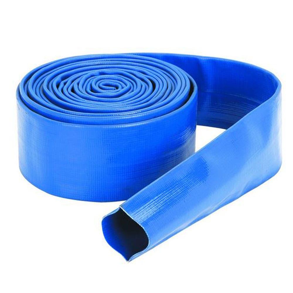 PVC layflat hose-water discharge hose-lay flat hose