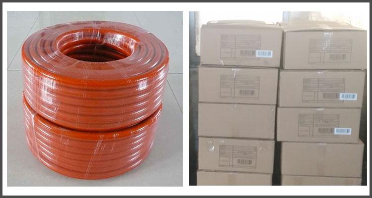 LNG LPG hose packaging