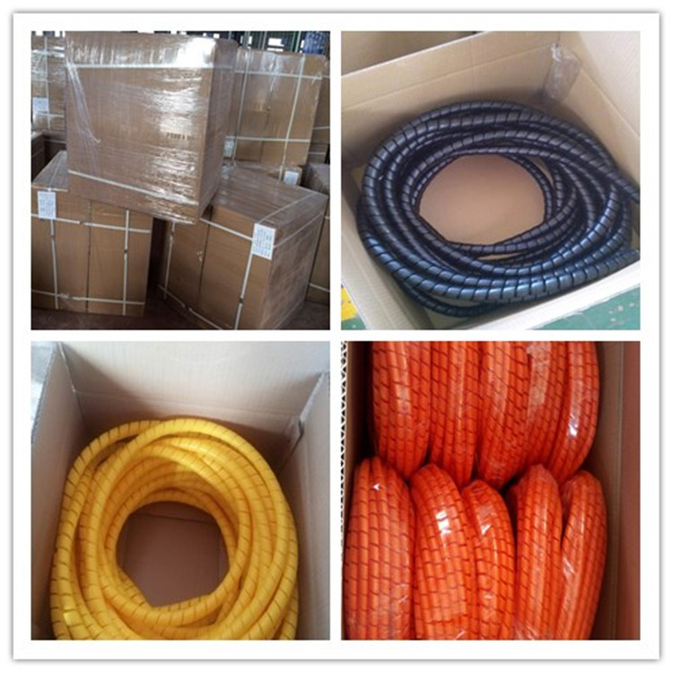 pp spiral guard hose packing