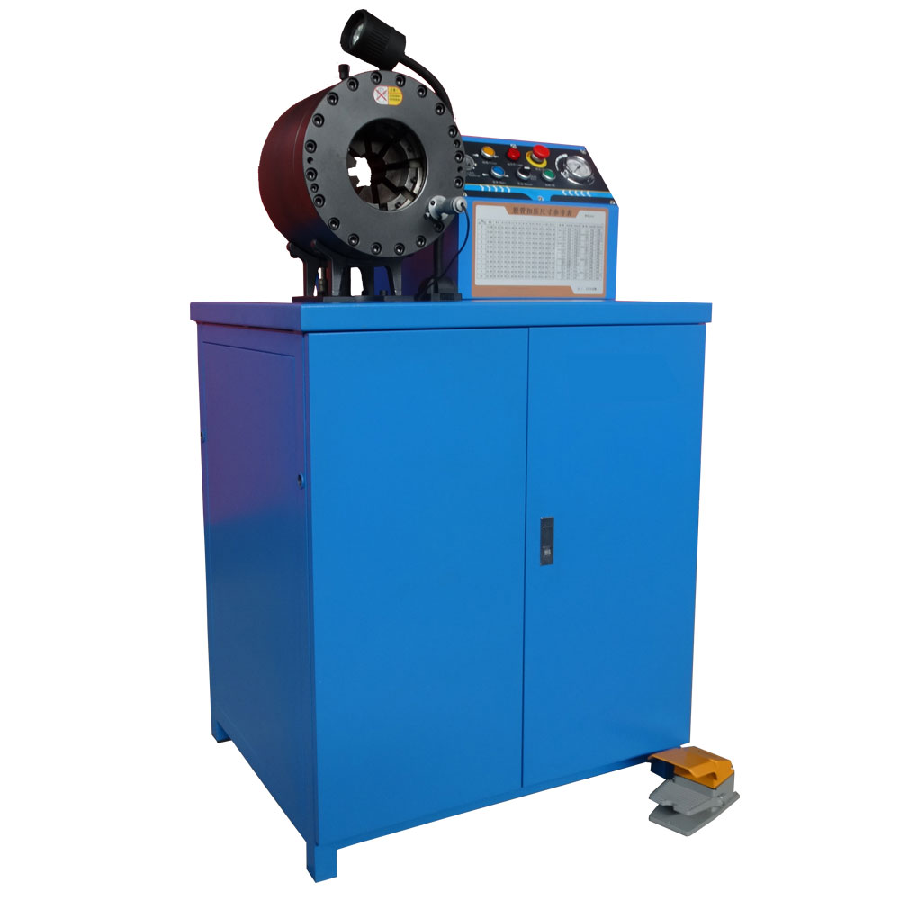 Hydraulic Hose Crimping Machine - Orientflex
